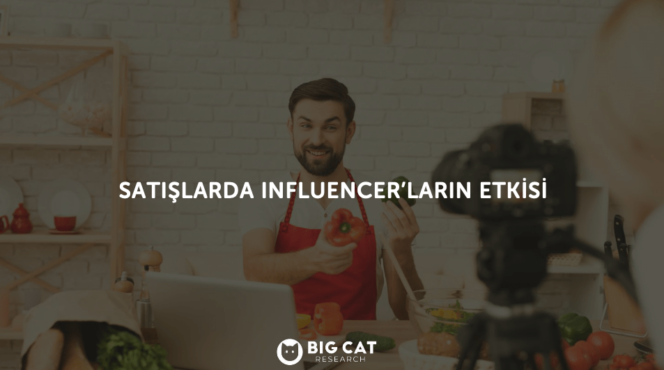 Bigsight #2 |Satişlarda Influencer'larin Etkisi